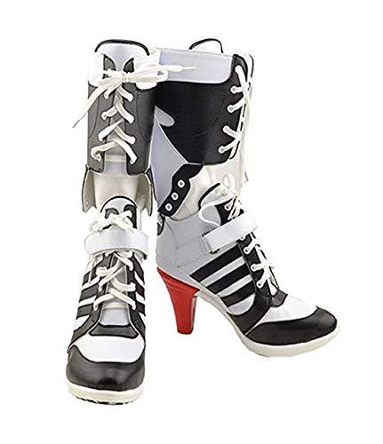 411ew-rxMEL Harley Quinn Boots
