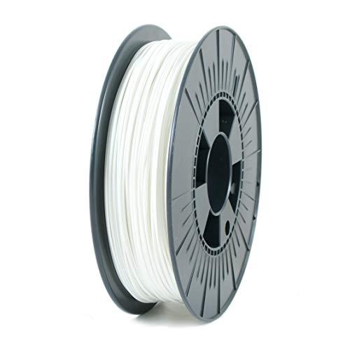 ICE FILAMENTS ICEFIL1PCABS204 PC PRO Filament für 3D-Drucker, 1,75 mm, 0,50 kg, Wondrous White