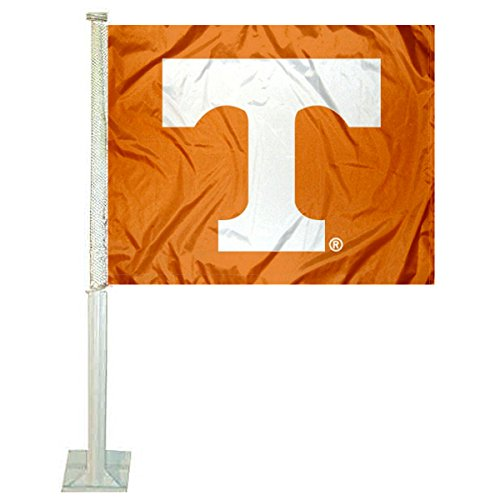 College Flags & Banners Co. Tennessee Volunteers Power T Car Flag