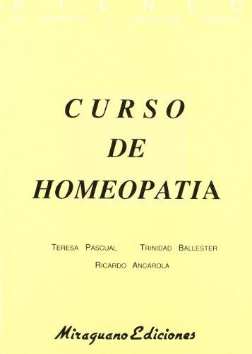 Curso de Homeopatía (Medicinas Blandas)
