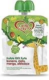Cuore Di Frutta Frullato Di Frutta Bio Banana, Mela, Mango e Albicocca - Confezioni Da 90 ...