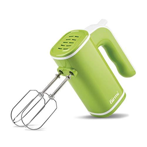 Girmi SB03 Sbattitore Elettrico, 150 W, Plastica, 5 velocità, Verde