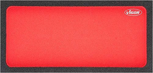 Vigor 2K Weichschaum-Einlage, mit Leerfach V5009