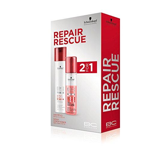 Schwarzkopf Professional Bonacure Repair Rescue Reversilane 2 for 1 Duo Shampoo & Conditioner