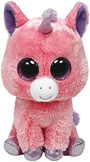 Ty Beanie Boos Magic Plush - Pink Unicorn