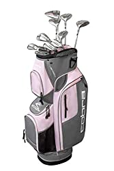 Women's Senior Golf Clubs - Cobra XL Speed Golf Clubs