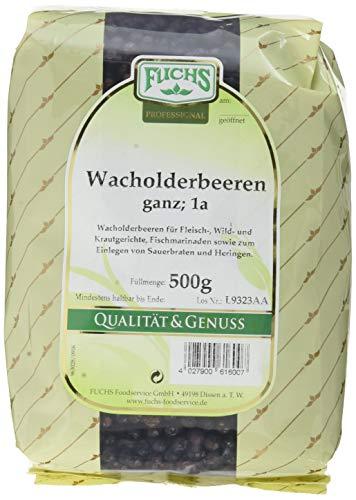 Fuchs Wacholderbeeren ganz (1 x 500 g)