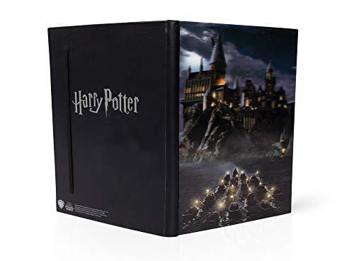 Wizarding World 3Dhd - Cuaderno, diseño de castillo de Hogwarts , color/modelo surtido