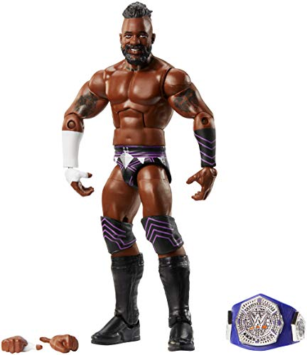 WWE GCL40 Elite Collection Deluxe Action Figure with Realistic Facial Detailing, Iconic Ring Gear & Accessories