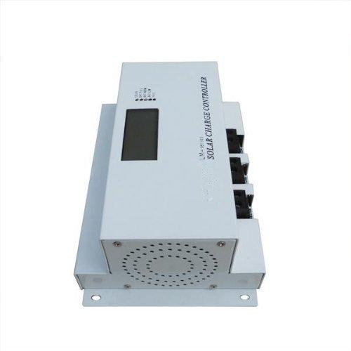 ZODORE Regolatore di Carica MPPT 60A 12V/24V pannello solare fotovoltaico LCD