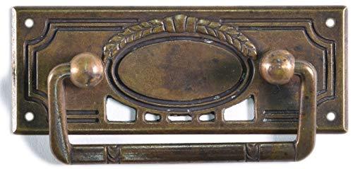 Antikmöbel Griff Schlüsselschild (5020/A1.01)