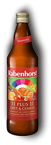 Rabenhorst 11 plus 11 Obst & Gemüse, 750 ml