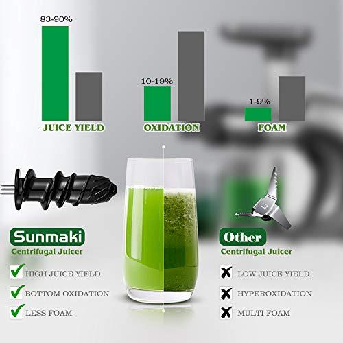 Sunmaki Extractores de zumo