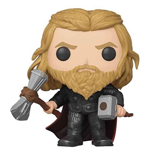 Funko Avengers: Endgame Thor con Mjölnir y Stormbreaker Pop! Vinilo