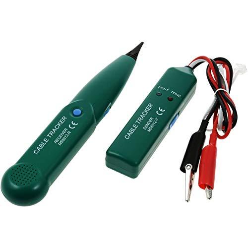 akku-net Cable Tracker, Locator, tester per cavi, MS6812