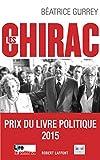 Les Chirac - Robert Laffont - 15/01/2015