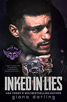 Inked in Lies (The Fallen Men Book 5) (English Edition) van [Giana Darling]