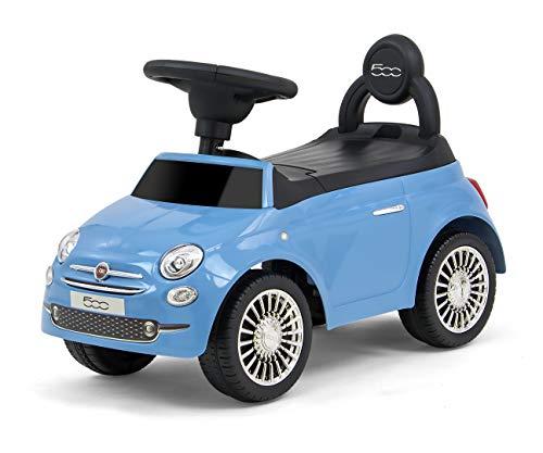 Jeździk pchacz pojazd Fiat 500 Milly Mally blue