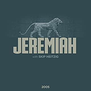24 Jeremiah - 2005                   By:                                                                                                                                 Skip Heitzig                               Narrated by:                                                                                                                                 Skip Heitzig                      Length: 10 hrs and 46 mins     12 ratings     Overall 4.7