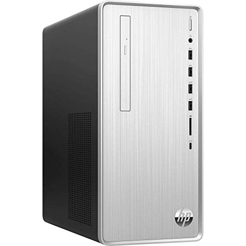 HP Pavilion TP01-0066 Gaming Desktop - AMD Ryzen 7 3700X 3.6GHz (up to 4.4GHz with Boost) 8-Core/8GB RAM/256GB PCIe SSD/AMD Radeon RX 550/2GB (Renewed)