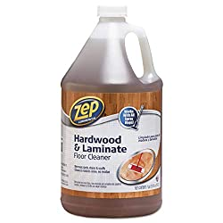 Enforcer Professional Strength Hardwood & Laminate Floor Cleaner-1 Gallon Review