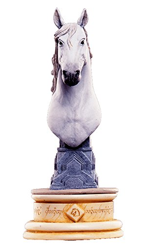Lord of the Rings Chess Collection Nº 42 SHADOWFAX