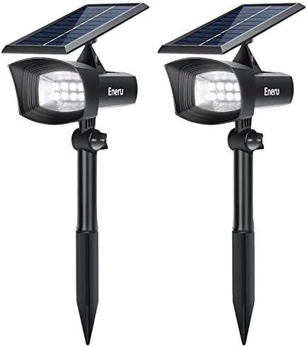 Solar Outdoor Lights Eneru Garden Solar Lights Waterproof Solar Powered Wall Light 2 in 1 Wireless product image
