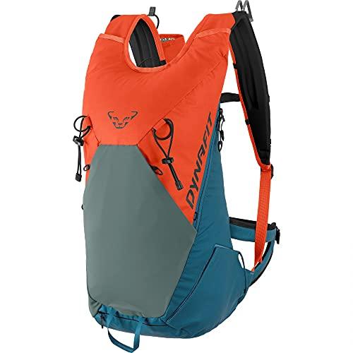 Dynafit Radical 23 Backpack Colorblock-Blau-Grau-Rot, Alpin- und Trekkingrucksack, Größe...