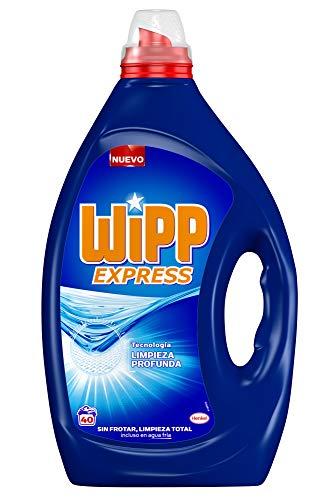 Wipp Express Detergente Gel Azul 40D