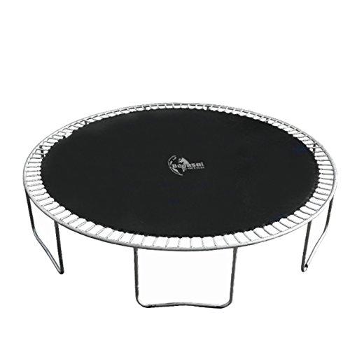 Sprungtuch Sprungmatte mit 60 Ösen für Trampolin 305 bis 310 cm mit 135 mm Federn