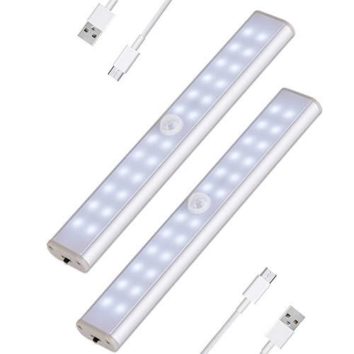 La luz del Sensor del Movimiento ha actualizado la batería Recargable inalámbrica del Interior del LED del Armario de la Cocina del Armario de la Cocina del Armario del Gobierno del Interior del G