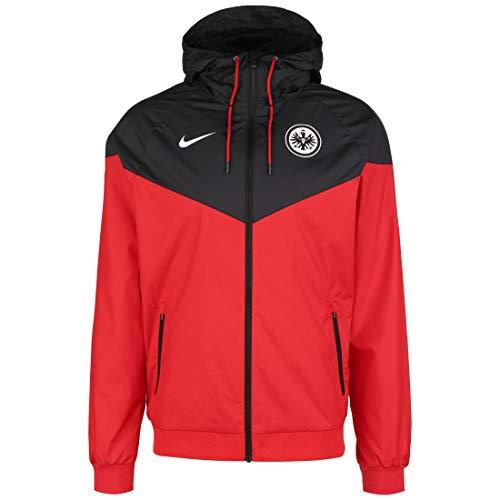 Nike Eintracht Frankfurt Windbreaker SGE, University red/Black/White,XXL
