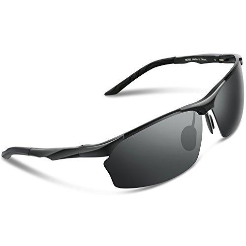 Gafas de sol deportivas Torege, polarizadas, para hombres y