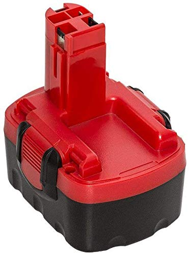 Bsioff BAT140 14,4 V 3,0 Ah Ni-MH pacchi Batterie di ricambio Compatibile per Bosch BAT038 BAT040 BAT041 BAT140 BAT159 BAT048 BAT100 BAT119