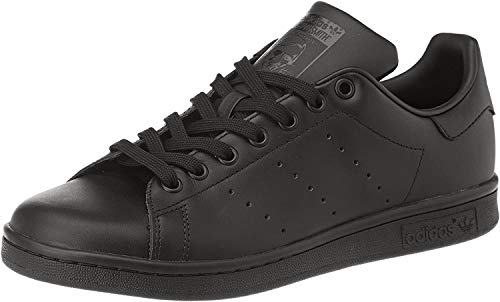 adidas Herren Stan Smith Sneaker, Schwarz (Black M20327), 41 1/3 EU