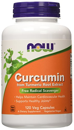 Curcumin Turmeric Root Extractract 95% - 120 Vcaps (Pack of Two)