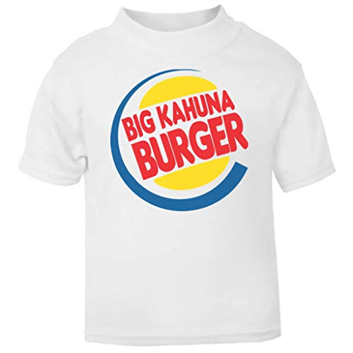 Pulp Fiction Big Kahuna Burger King Baby and Toddler Short Sleeve T-Shirt