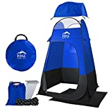 6.5ft Pop Up Changing Shower Privacy Tent –...