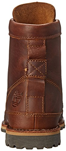 Timberland Men's EK Original Leather 6 Inch Boot, Tobacco Forty, 9.5 M US