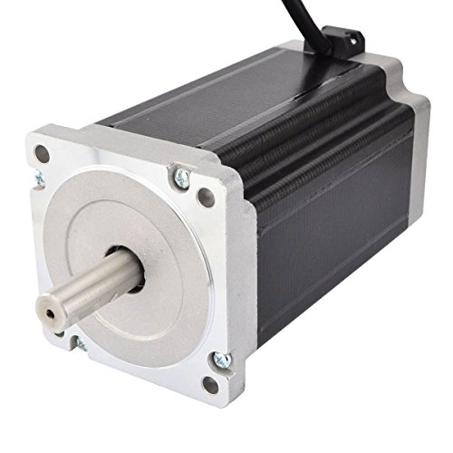 STEPPERONLINE Nema 34 CNC Hohes Drehmoment Schrittmotor 13Nm 5A 86x86x150mm für 3D Drucker