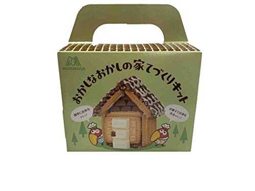 森永お菓子詰め合わせ キョロちゃん お菓子の家 手作りキッド