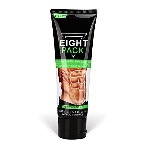 Crema brucia grassi, crema addominale addominale per stringere i muscoli, potenziatore dimagrante, esercizio fisico, crema corpo, dimagrimento 80g