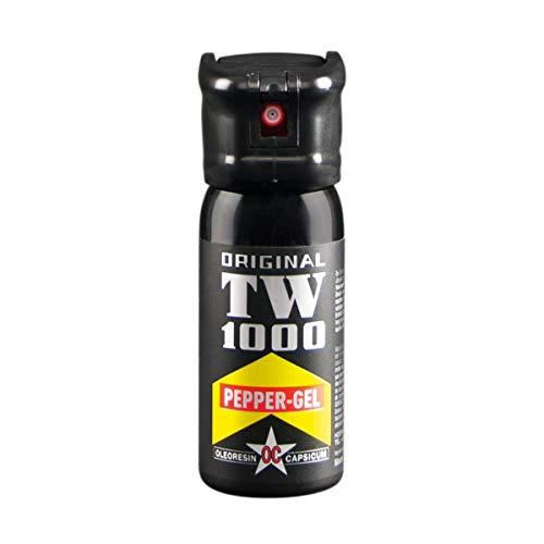 kh security Pfeffergel TW1000 Magnum +, Schwarz, 50 ml, 130176