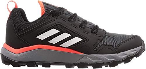 adidas Terrex Agravic TR, Zapatillas Deportivas para Hombre, Core Black/Grey One F17/SOLAR Red, 44 2/3 EU