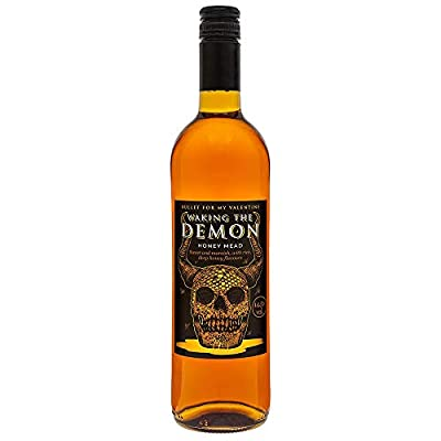 """Lyme Bay """"Waking The Demon"""" Bullet For My Valentine Special Edition Mead, 75 cl"""