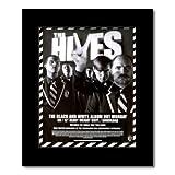 Music Ad World Hives Mini-Poster The Black and White Album,