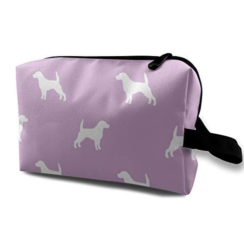 Beagle 9512 Kulturtasche für Haustiere, für Hunderassen, Stoff, 25,4 x 12,7 x 15,2 cm