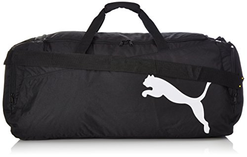 PUMA Sporttasche Pro Training Large Bag, Black/White, 74 x 34 x 32 cm, 79 Liter