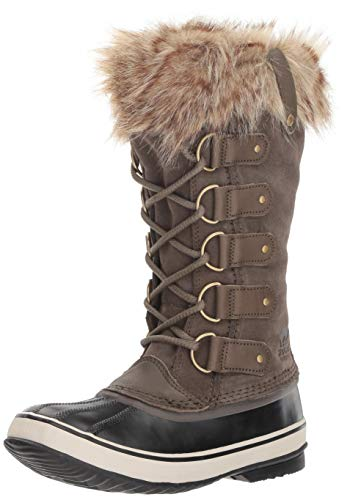 Sorel Women's Joan of Arctic Snow Boot, major, black, 5 M US