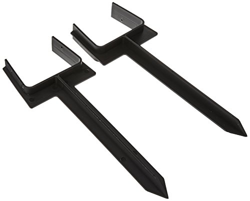 AMERIMAX HOME PRODUCTS 85210 Downspout Anchor, 2-Pack by Amerimax Home Products